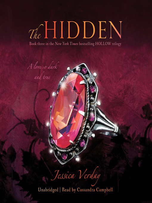 Title details for The Hidden by Jessica Verday - Available