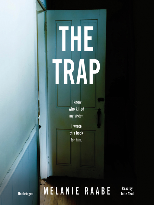 Title details for The Trap by Melanie Raabe - Wait list