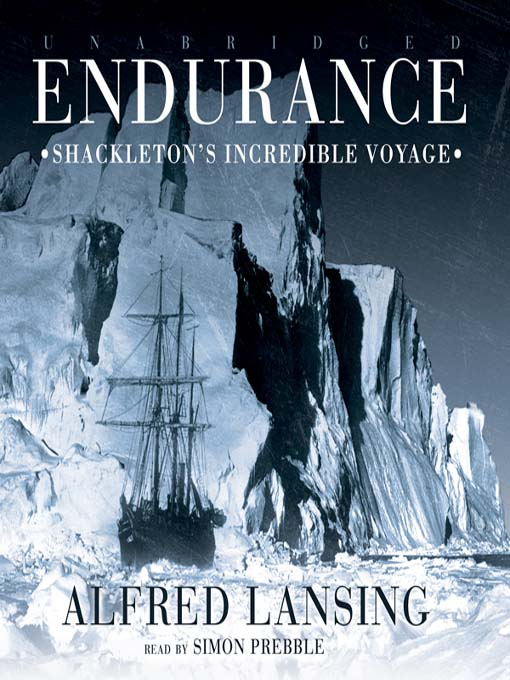 Title details for Endurance by Alfred Lansing - Wait list