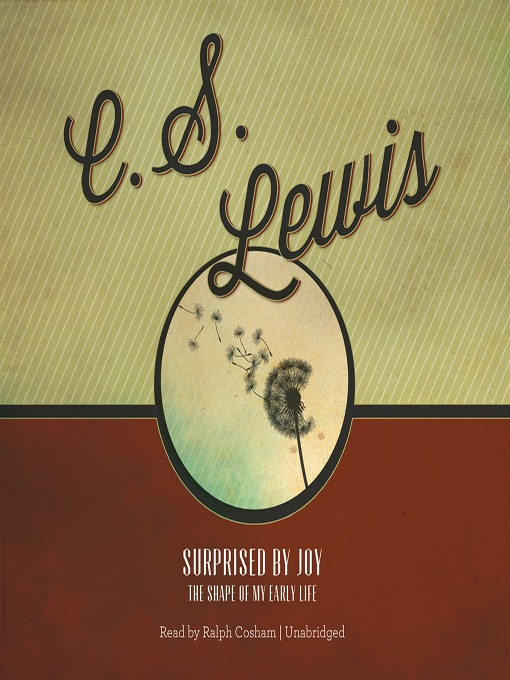 Title details for Surprised by Joy by C. S. Lewis - Available