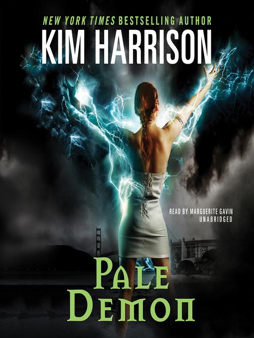 Title details for Pale Demon by Kim Harrison - Wait list