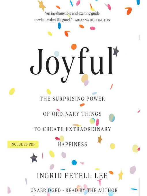 Title details for Joyful by Ingrid Fetell Lee - Available