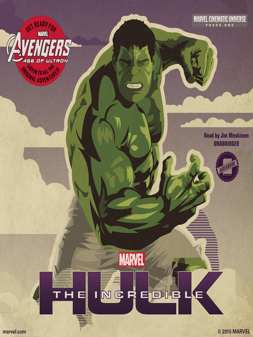 Cover of Marvel's Avengers Phase One: The Incredible Hulk