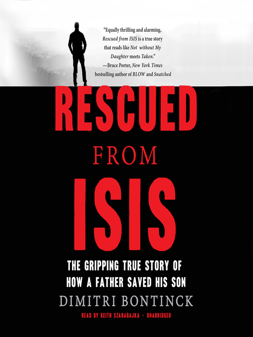 Title details for Rescued from ISIS by Dimitri Bontinck - Available