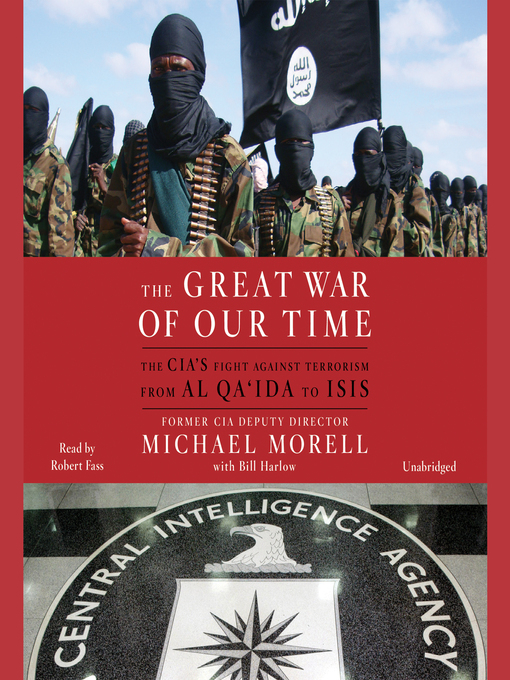 Cover of The Great War of Our Time