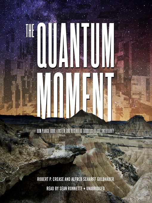 Cover of The Quantum Moment