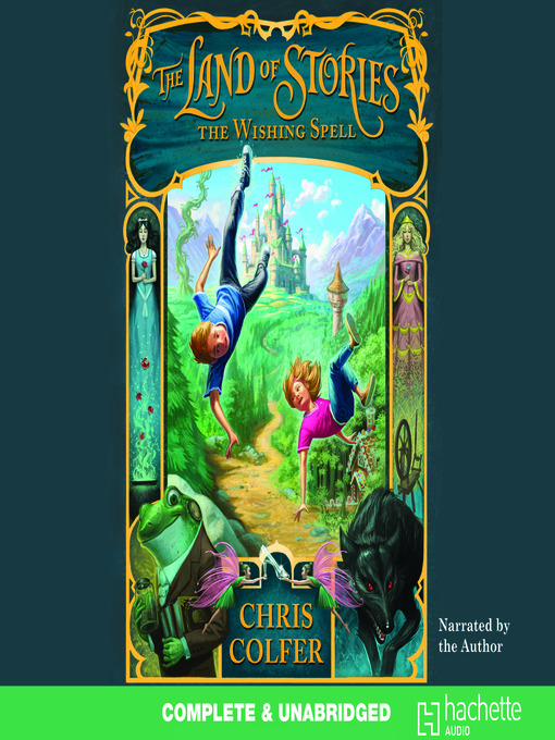Title details for The Wishing Spell by Chris Colfer - Wait list