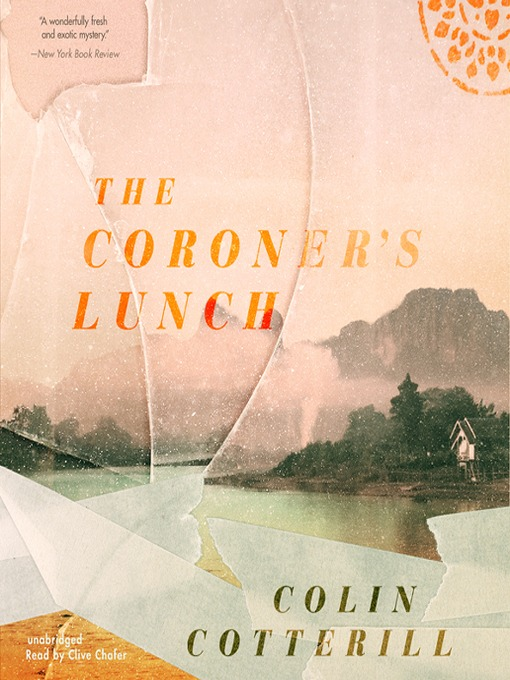 Title details for The Coroner's Lunch by Colin Cotterill - Wait list