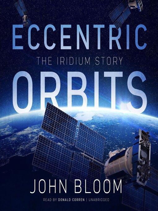 Title details for Eccentric Orbits by John Bloom - Wait list