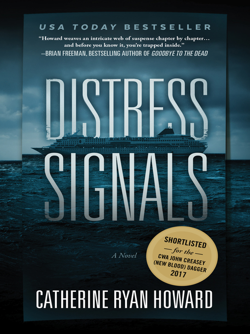 Title details for Distress Signals by Catherine Ryan Howard - Wait list