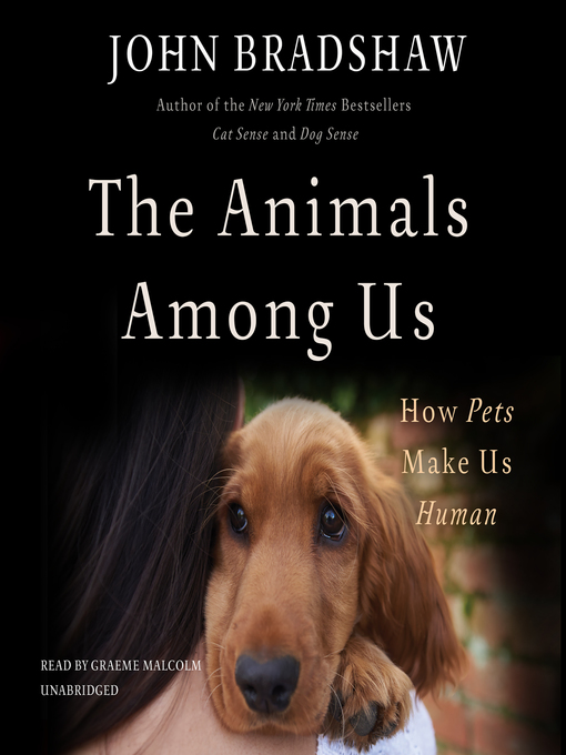 Title details for The Animals among Us by Graeme Malcolm - Wait list