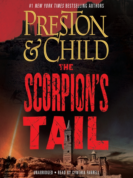 Title details for The Scorpion's Tail by Douglas Preston - Wait list