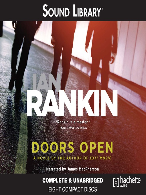 Title details for Doors Open by Ian Rankin - Available