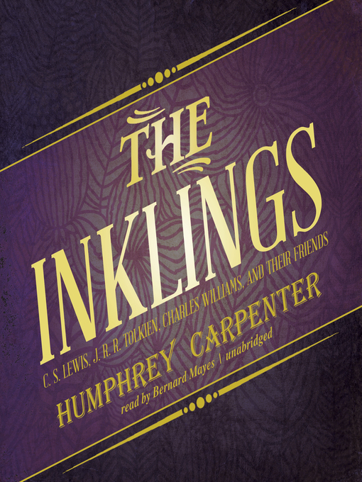 Title details for The Inklings by Humphrey Carpenter - Available