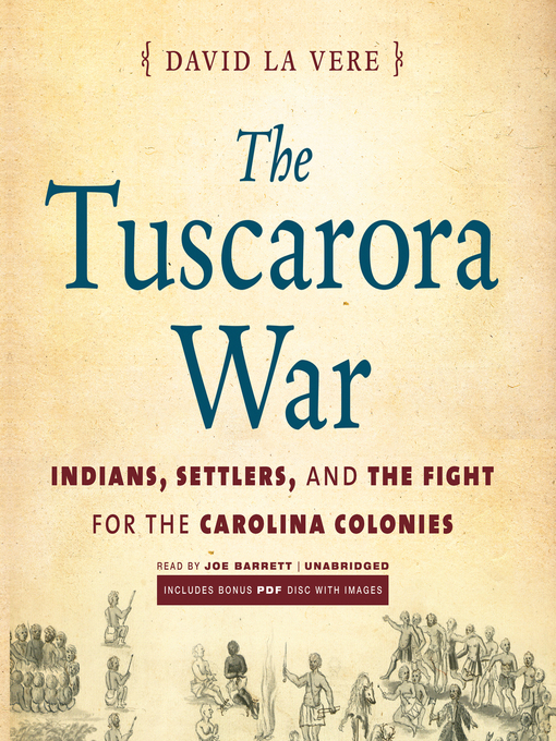 Cover of The Tuscarora War