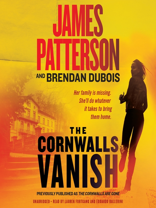 Title details for The Cornwalls Are Gone by James Patterson - Wait list