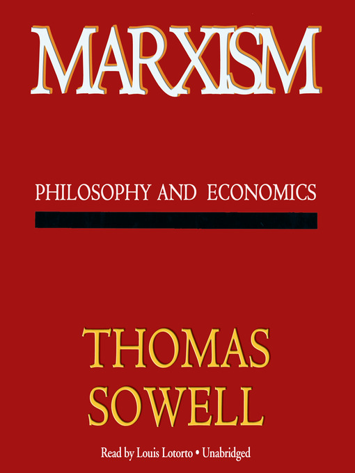 Cover of Marxism