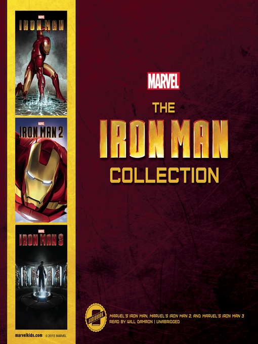 Cover of The Iron Man Collection