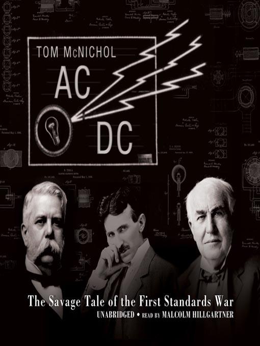 Title details for AC/DC by Tom McNichol - Wait list
