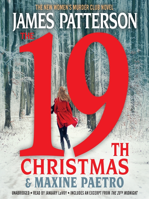 Title details for The 19th Christmas by James Patterson - Wait list