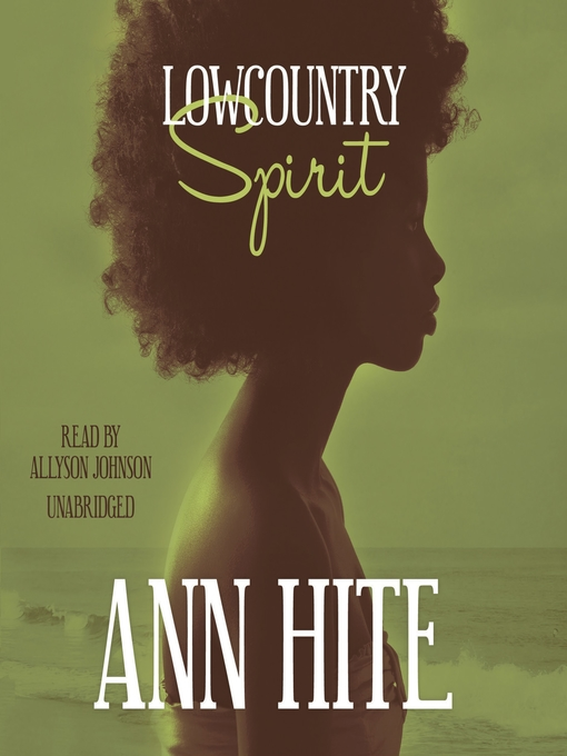 Cover of Lowcountry Spirit
