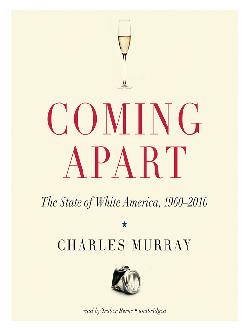 Title details for Coming Apart by Charles Murray - Available