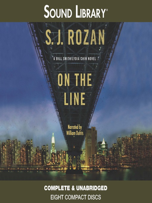 Title details for On the Line by S. J. Rozan - Available