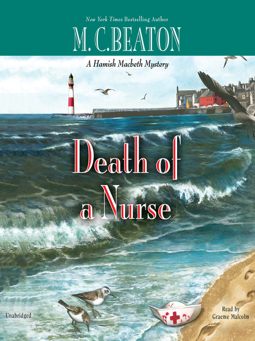 Title details for Death of a Nurse by M. C. Beaton - Wait list