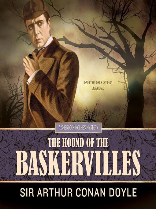 Title details for The Hound of the Baskervilles by Arthur Conan Doyle - Wait list