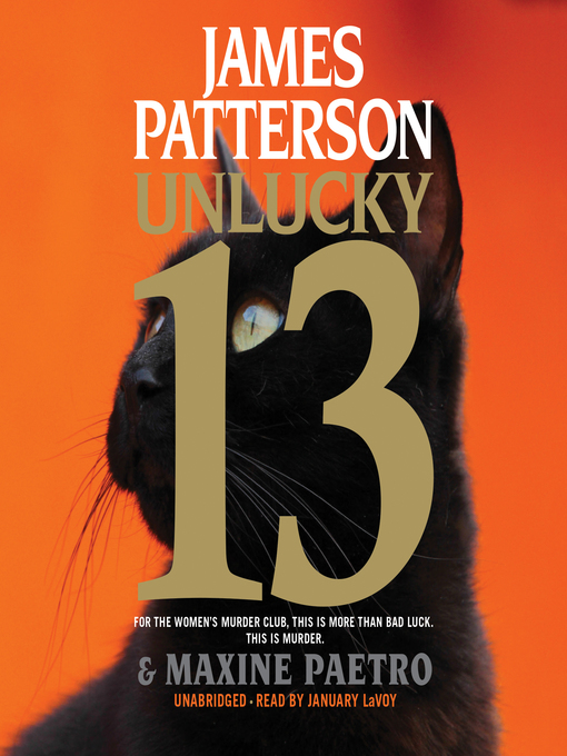 Title details for Unlucky 13 by James Patterson - Wait list