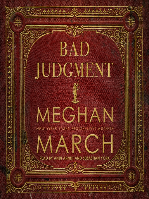 Title details for Bad Judgment by Meghan  March - Available
