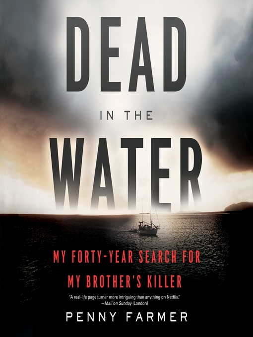 Title details for Dead in the Water by Penny Farmer - Wait list