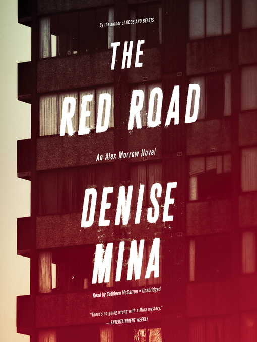 Cover of The Red Road