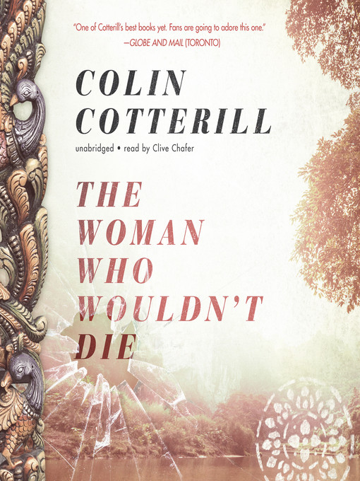Title details for The Woman Who Wouldn't Die by Colin Cotterill - Available