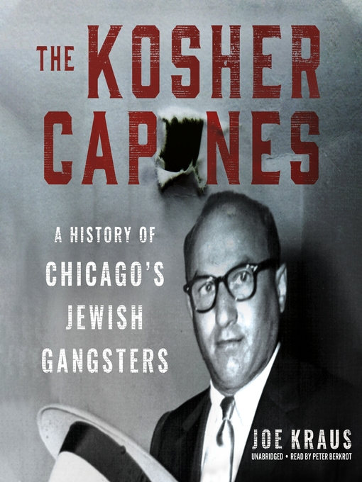 Cover of The Kosher Capones