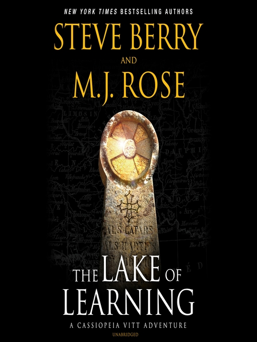 Title details for The Lake of Learning by Steve Berry - Wait list