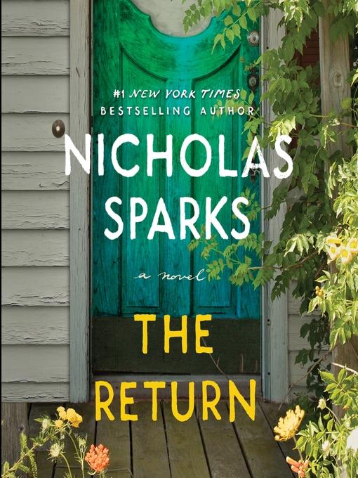 Title details for The Return by Nicholas Sparks - Wait list