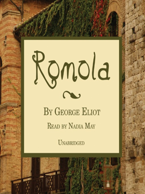 Cover of Romola