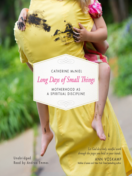 Title details for Long Days of Small Things by Catherine McNiel - Available