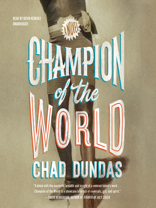 Cover of Champion of the World