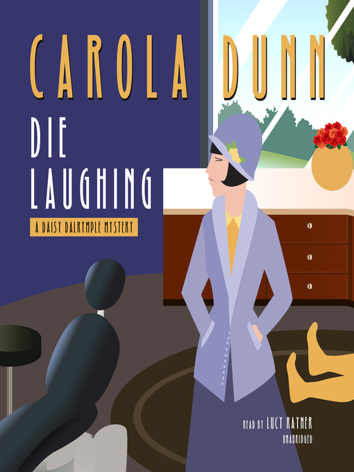 Title details for Die Laughing by Carola Dunn - Wait list