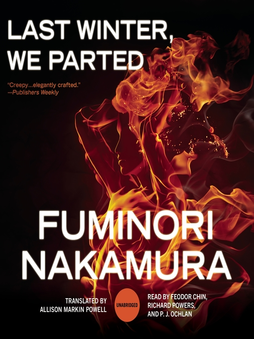Title details for Last Winter, We Parted by Fuminori Nakamura - Wait list