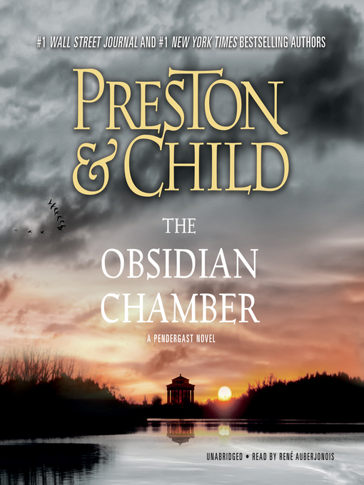 Title details for The Obsidian Chamber by Douglas Preston - Wait list