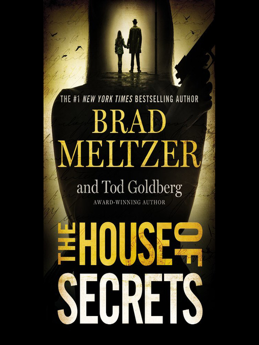 Title details for The House of Secrets by Brad Meltzer - Wait list