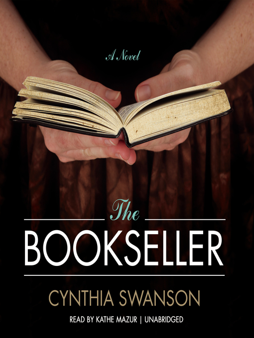 Title details for The Bookseller by Cynthia Swanson - Wait list