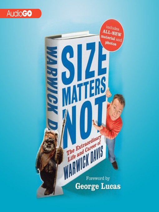 Title details for Size Matters Not by Warwick Davis - Available