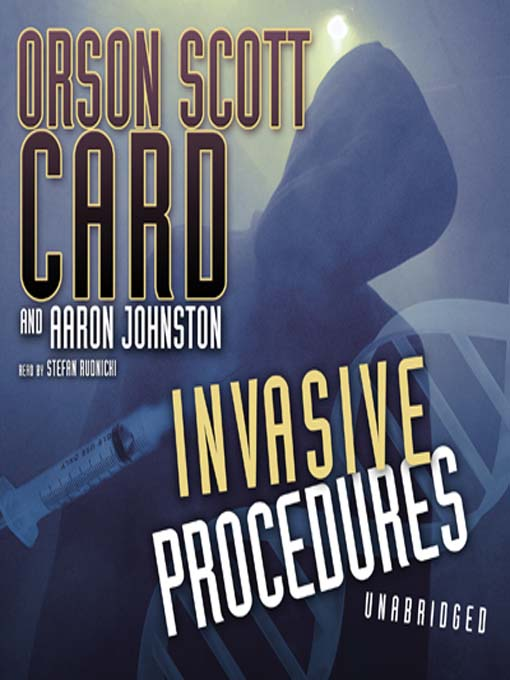 Title details for Invasive Procedures by Orson Scott Card - Available