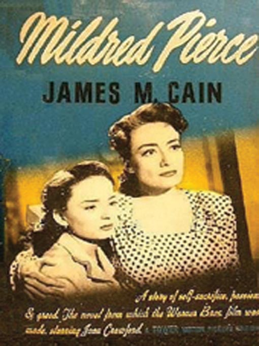 Mildred Pierce Ebook