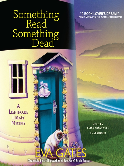 Title details for Something Read, Something Dead by Eva Gates - Available