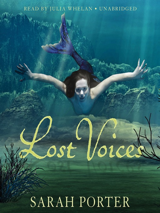 Title details for Lost Voices by Sarah Porter - Wait list